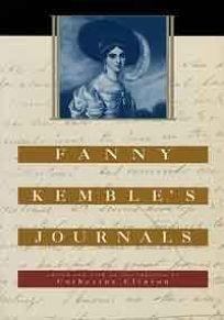 Fanny Kembles Journals