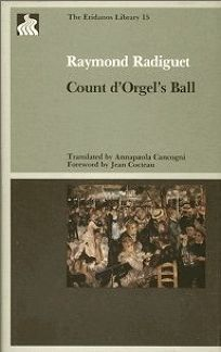 Count DOrgels Ball