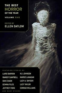 The Best Horror of the Year: Volume Five