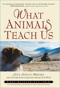 WHAT ANIMALS TEACH US: Love
