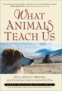 WHAT ANIMALS TEACH US: Love