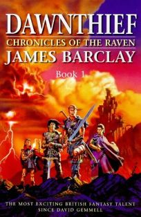 Dawnthief: Chronicles of the Raven