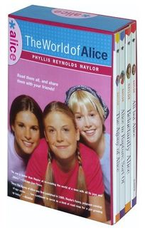 The World of Alice Boxed Set: The Agony of Alice; Alice in Rapture