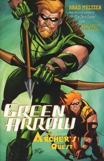 Green Arrow: The Archers Quest Vol 04