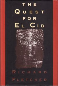 Image result for the quest for el cid book images