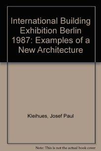 International Building Exhibition
