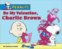 Peanuts Valentine Craft Kit [With Paperback Book and 2 Sticker Sheets and Plastic Pouch and 24 Postcards]