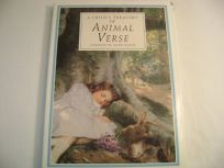 A Childs Treasury of Animal Verse