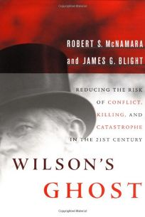 WILSONS GHOST: Reducing the Risk of Conflict
