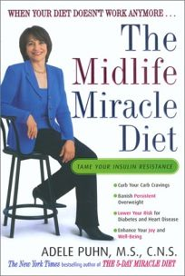 THE MIDLIFE MIRACLE DIET