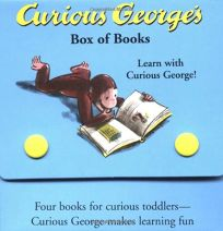 Curious Georges Box of Books
