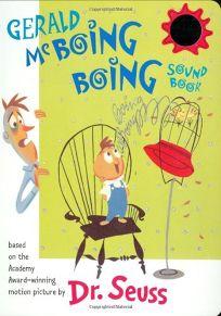 Gerald McBoing Boing Sound Book