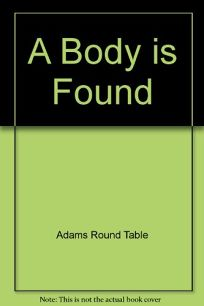 A Body is Found