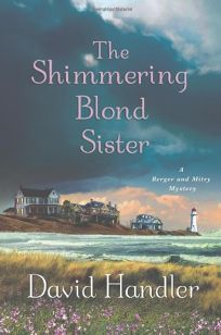 The Shimmering Blond Sister: A Berger and Mitry Mystery