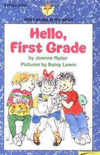 Hello First Grade - Pbk