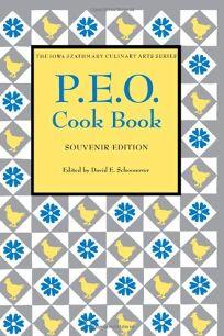 P.E.O. Cookbook: Souvenir Edition