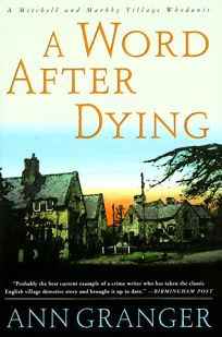 A Word After Dying