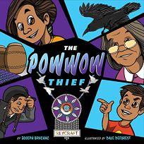 The Powwow Thief Powwow Mystery Series #1