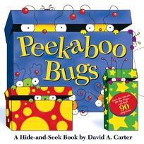 Peekaboo Bugs: A Hide-And-Seek-Book