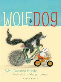 Wolf and Dog