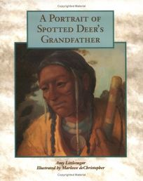 A Portrait of Spotted Deers Grandfather