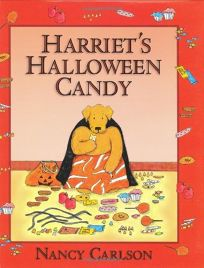 Harriets Halloween Candy
