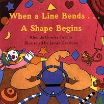WHEN A LINE BENDS... A SHAPE BEGINS