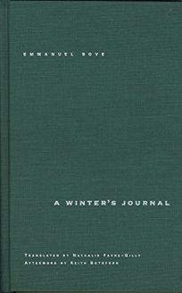 A Winters Journal