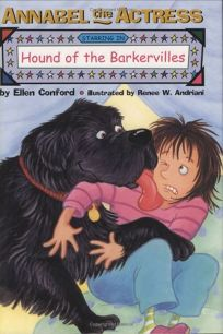Annabel the Actress Starring in: The Hound of the Barkervilles