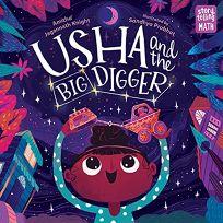Usha and the Big Digger Storytelling Math