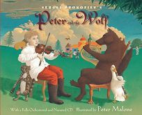 SERGEI PROKOFIEVS PETER AND THE WOLF