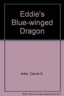Eddie Blue Wing Drago