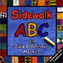 Sidewalk ABC [With Pink Chalk & Chalkboard]