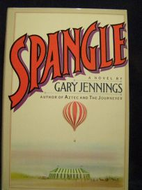 Spangle: Gary Jennings