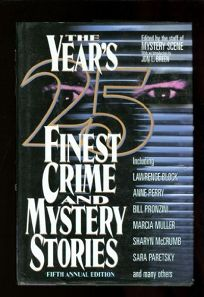 The Years 25 Finest Crime and Mystery Stories