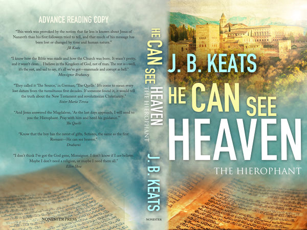 He Can See Heaven: The Hierophant by J B  Keats | BookLife