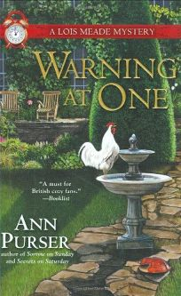Warning at One: A Lois Meade Mystery