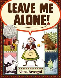 Image result for children's book leave me alone