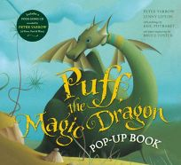 Puff the Magic Dragon Pop-Up Book