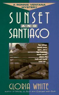 Sunset and Santiago
