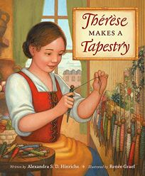Therese Makes a Tapestry
