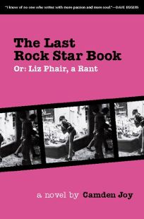 The Last Rock Star Book
