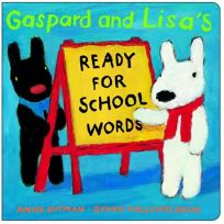 Gaspard and Lisas Ready-For-School Words