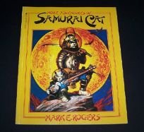 More Adventures of Samurai Cat