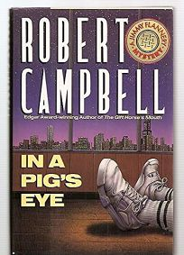 In a Pigs Eye: A Jimmy Flannery Mystery