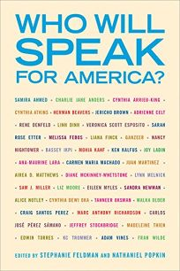 Who Will Speak for America?