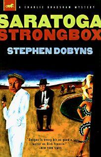 Saratoga Strongbox: 1a Charlie Bradshaw Mystery