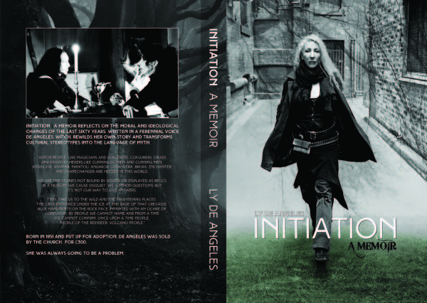 Initiation: a Memoir by Ly de Angeles | BookLife