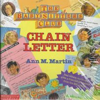 Baby-Sitters Club Chain Letter