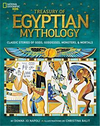 Treasury of Egyptian Mythology: Classic Stories of Gods